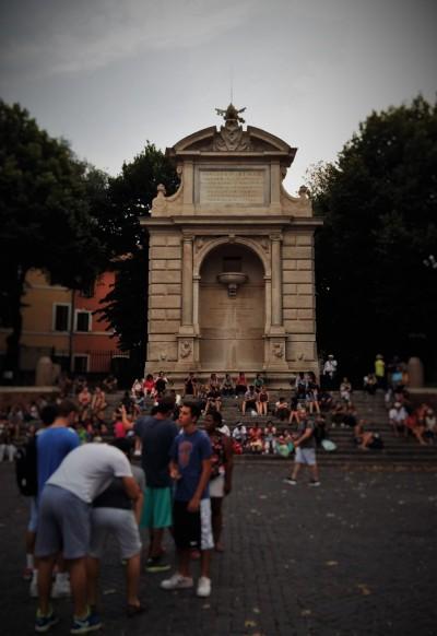 Piazza Trilussa